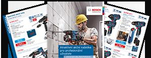 Akční katalog BOSCH 3.9.2018 - 6.1.2019