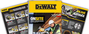 Akční katalog DEWALT 1.5.2019 - 31.8.2019