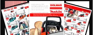 Katalog DOLMAR / MAKITA