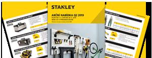Akční nabídka STANLEY 1.4.2019 - 30.6.2019